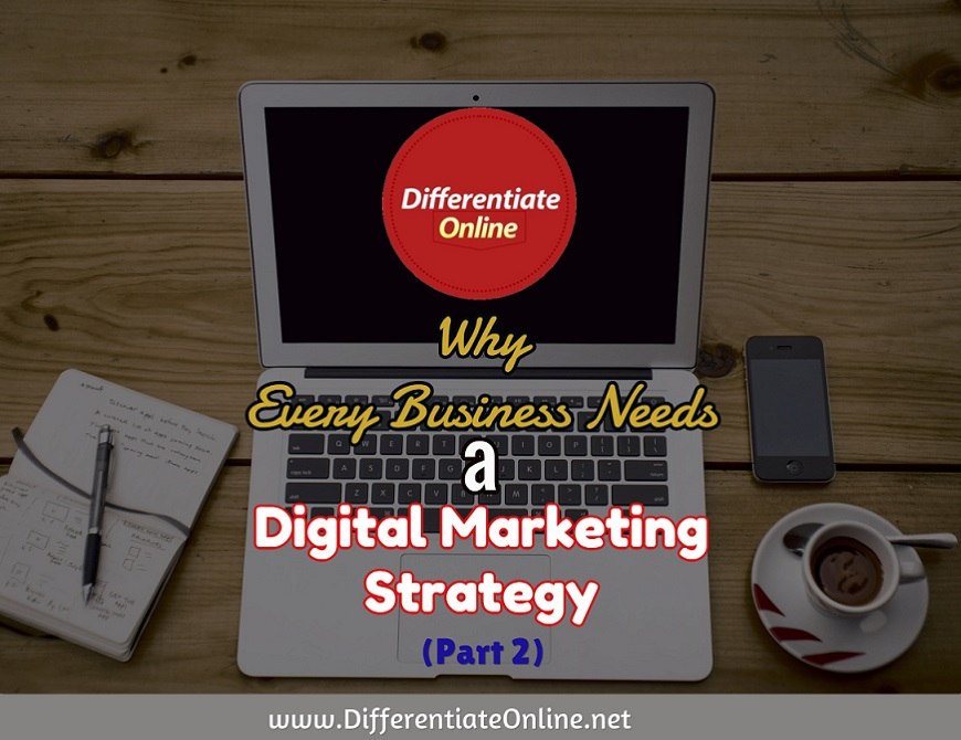 Digital Marketing Strategy 2