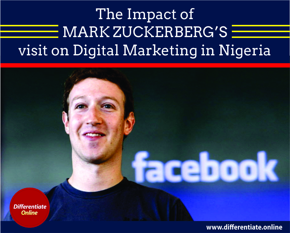 Mark Zuckerberg's visit to Nigeria